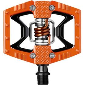 Crankbrothers Double Shot 2 - Pedales - naranja/negro